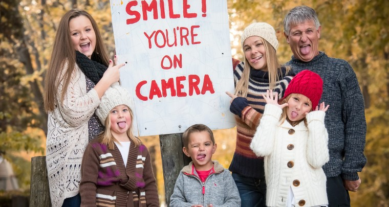 Fall Family Photography Session | Chatham, ON