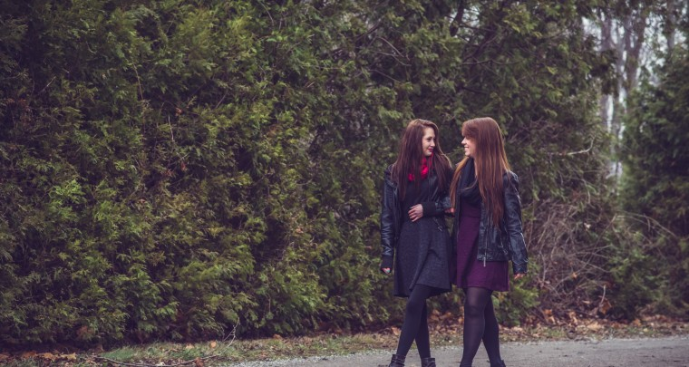 Mary & Jess | Friendship Photography Session - Chatham, Ontario