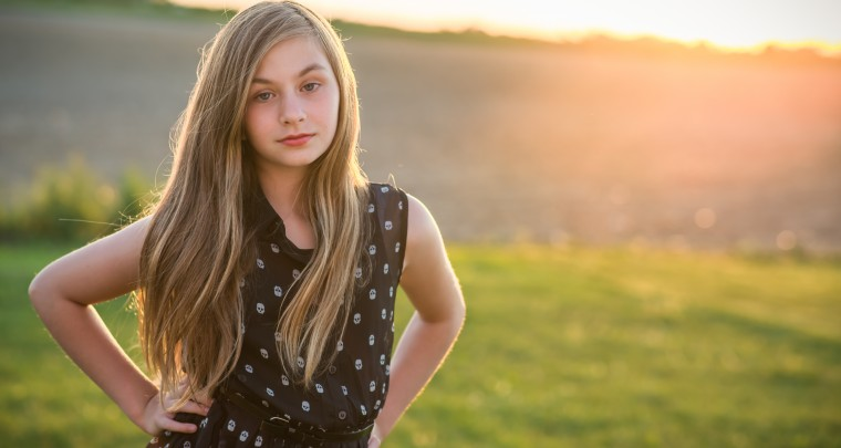 Chatham-Kent in the Golden Hour | Tanya Sinnett Family Photographer