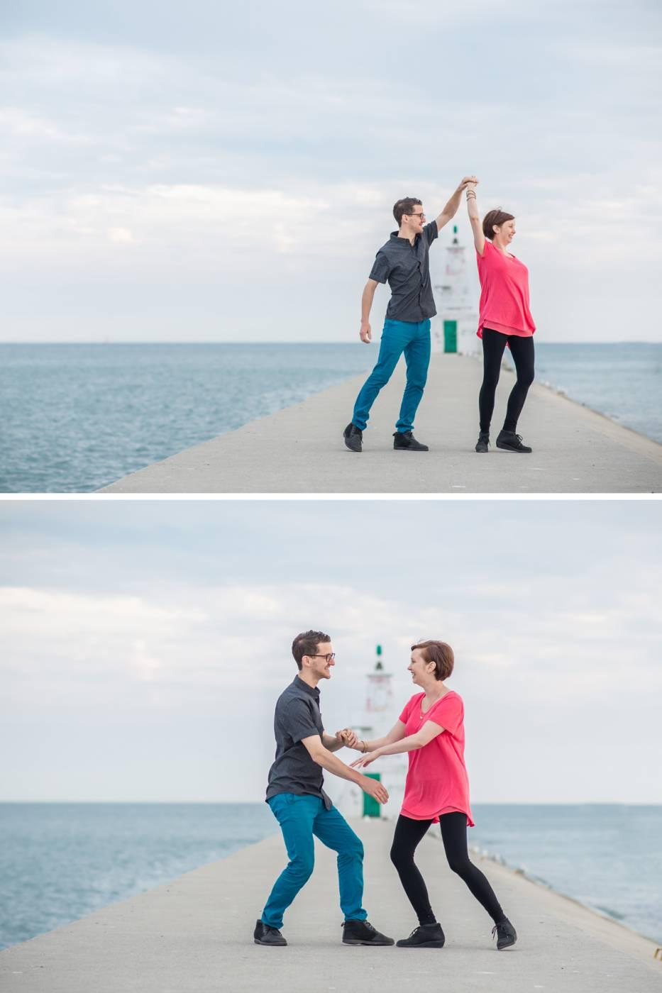 Erieau Pier Pictures