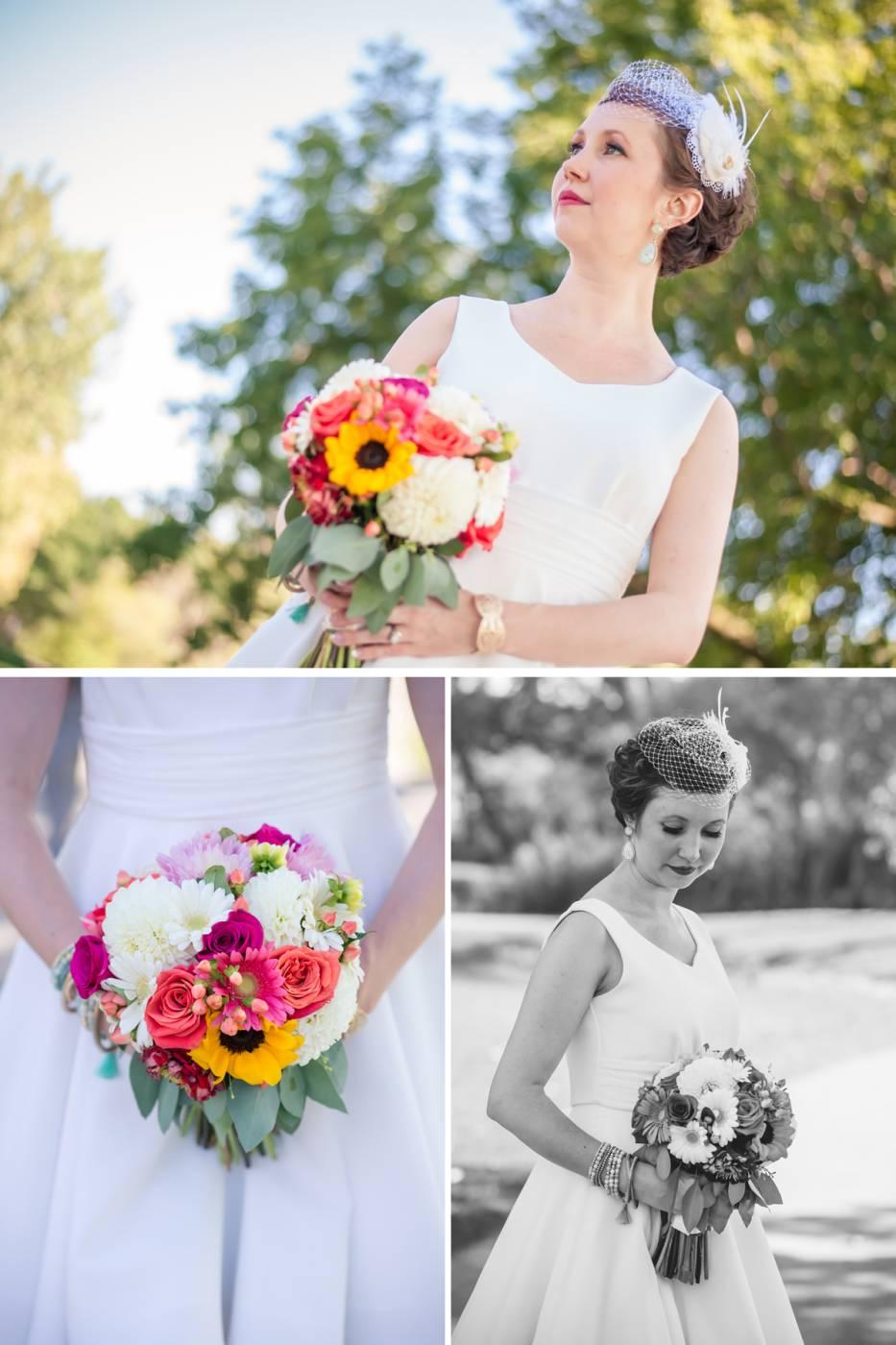 Bridal Pictures Tanya Sinnett