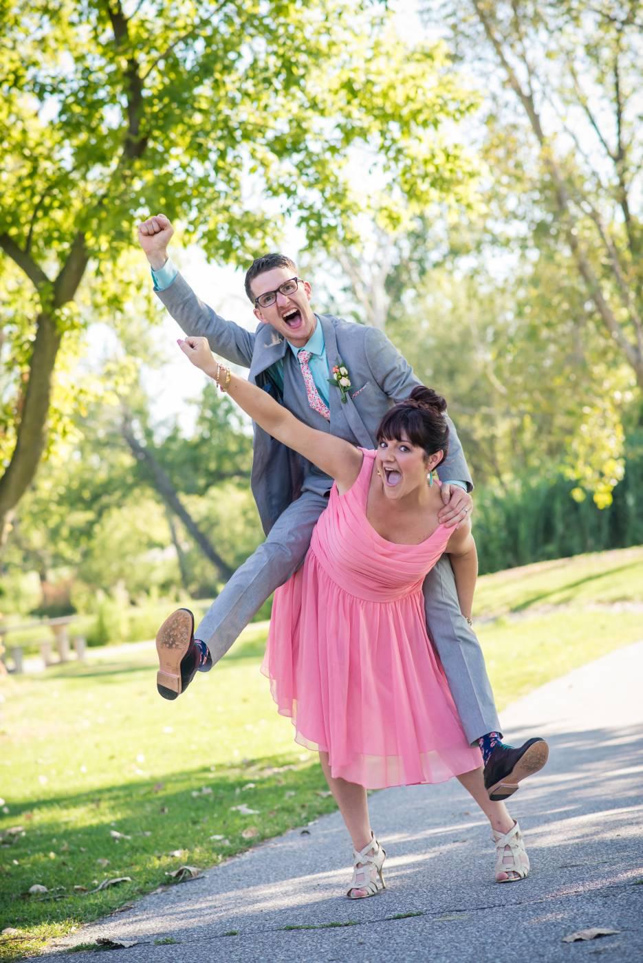 Fun Sibling Pictures Wedding
