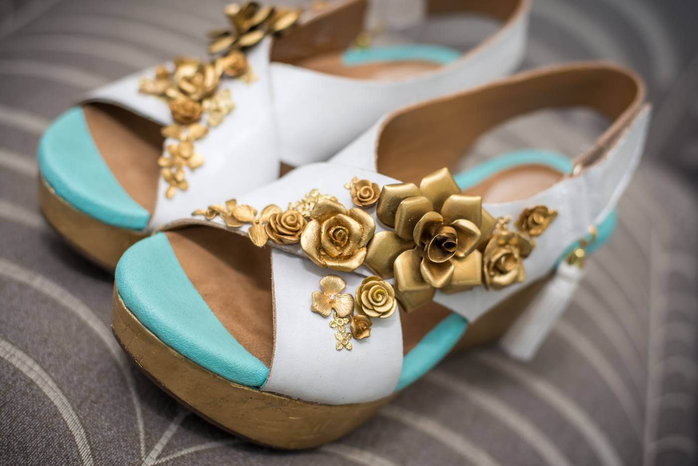 Hand Made Bridal Shoes