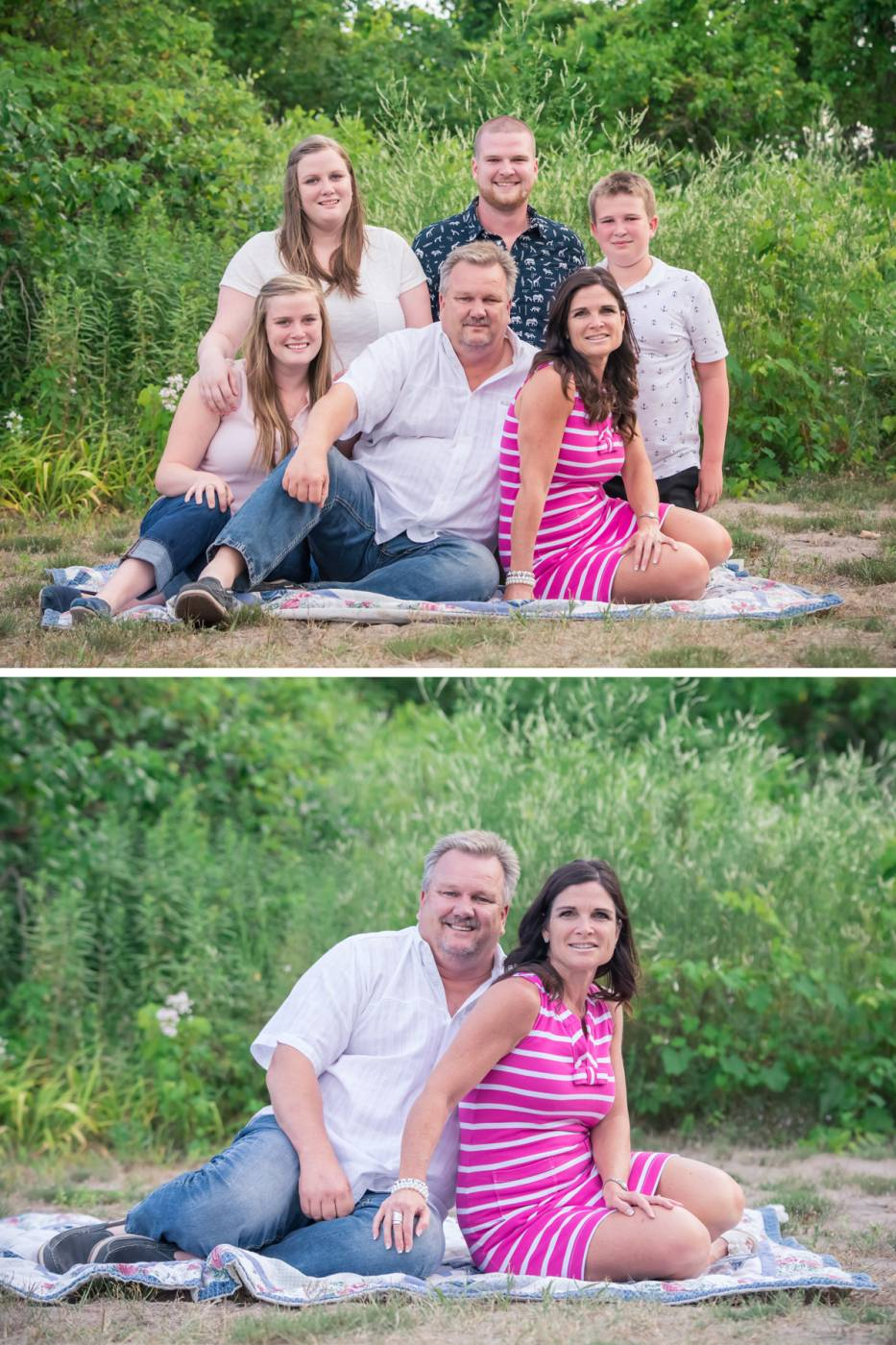 Tanya Sinnett Family Photography Session