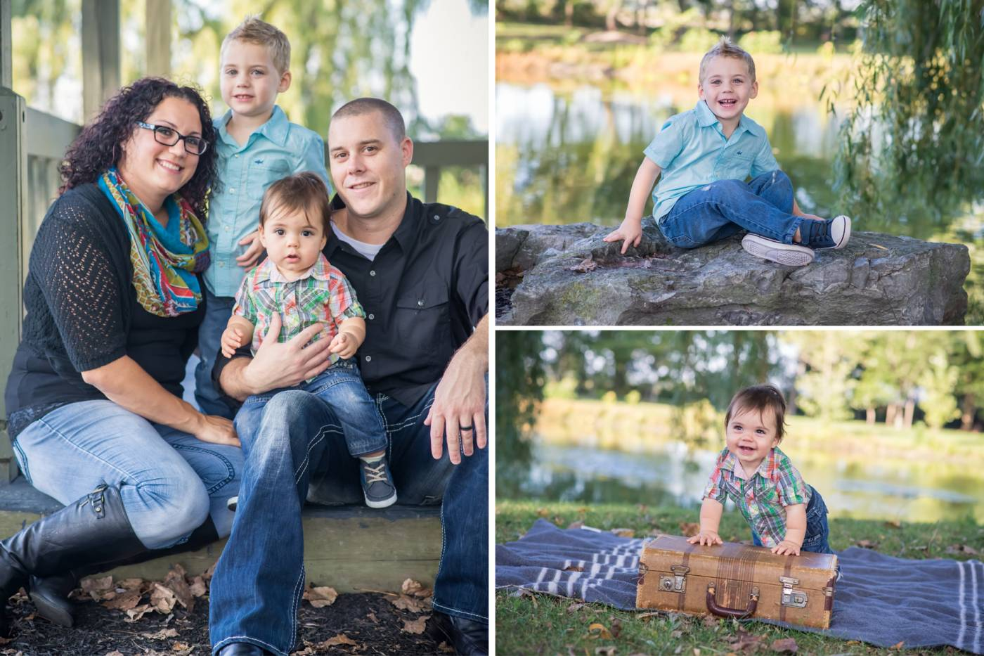 Brander Park Family Pictures