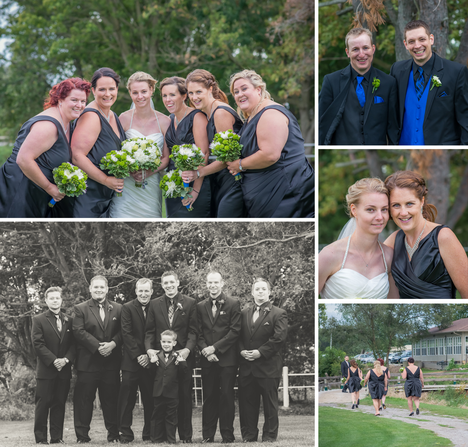 Links of Kent Golf Course Chatham Weddings