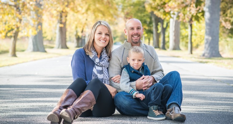 Myers Fall Family Photos | Chatham, Ontario | Tanya Sinnett Photography