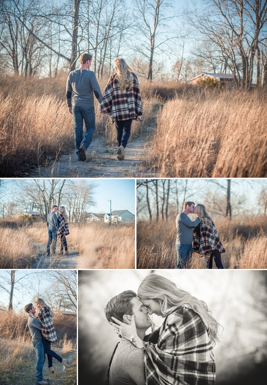 Erieau Engagement Session