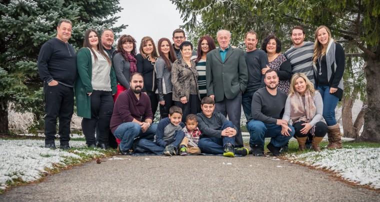 DeVito Family Photography Session | Tanya Sinnett Chatham-Kent Photographer