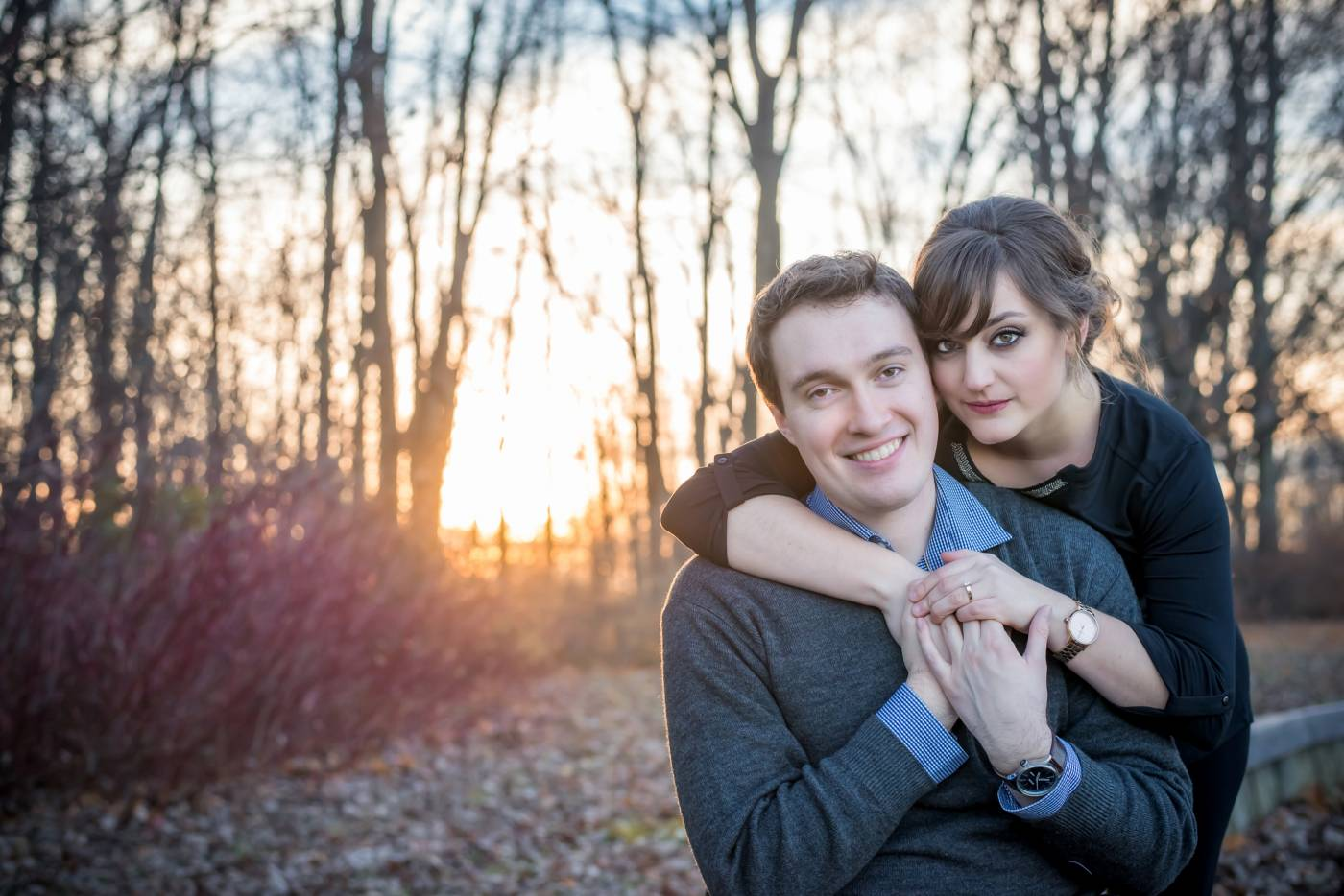 Engagement Photography Chatham Ontario