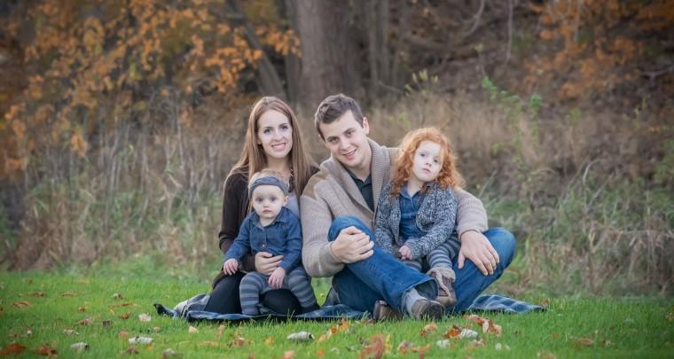 Verbeek-Abrantes Family | Tanya Sinnett Photography |Chatham Ontario
