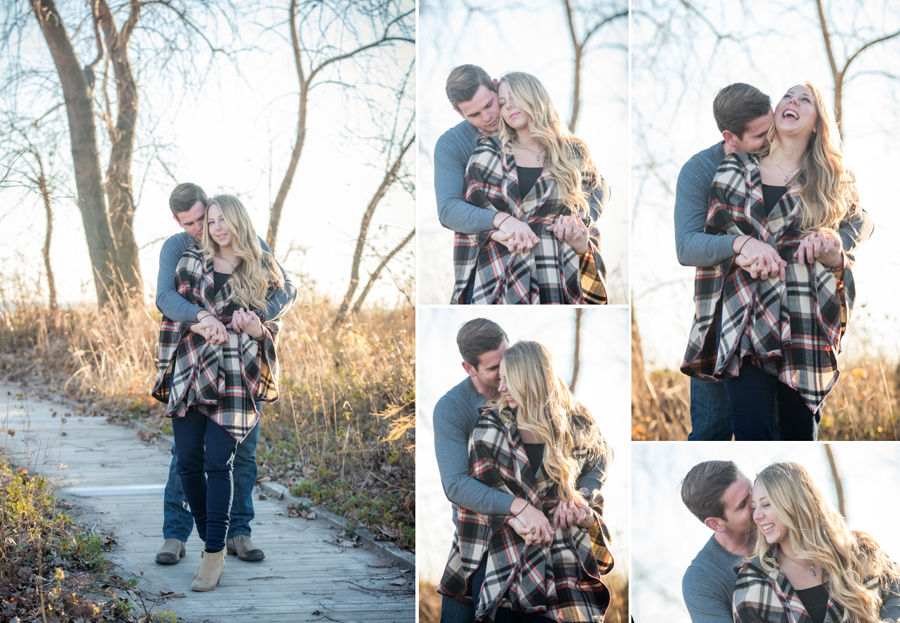 Tanya Sinnett Erieau Engagement Session