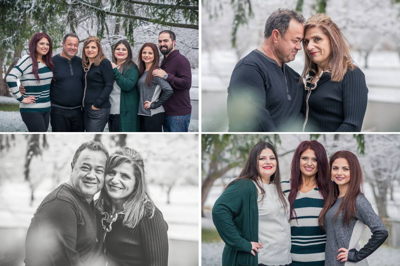 Winter Family Pictures