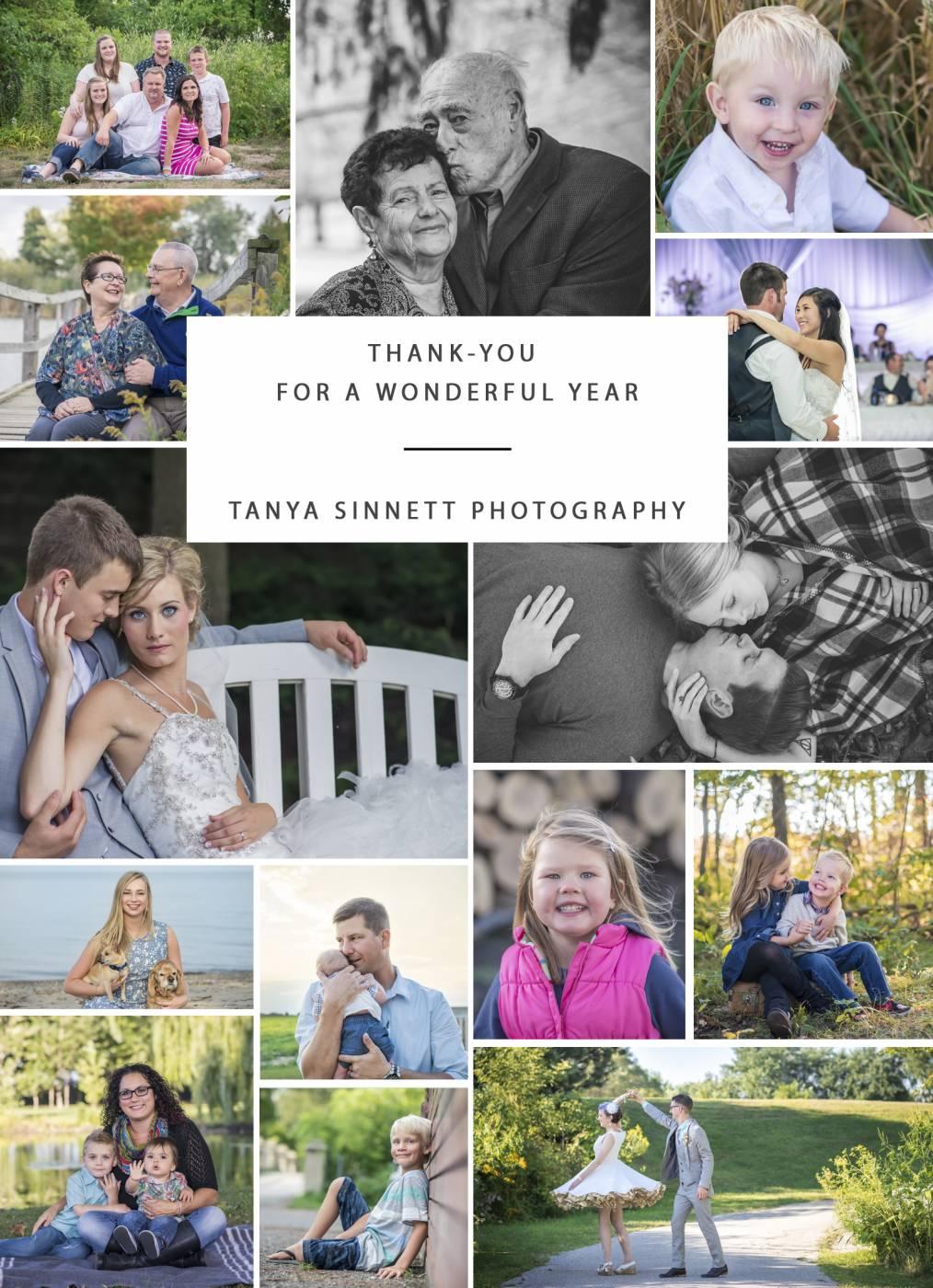 ThankYou from Tanya Sinnett