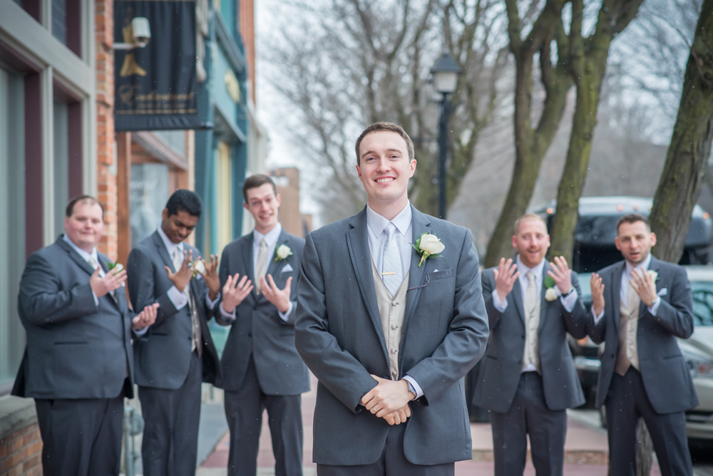 Chatham Groomsmen Pictures