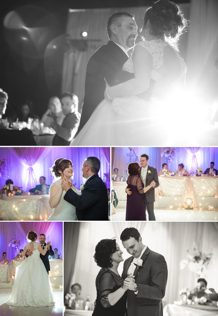 Club Lentinas Chatham Wedding