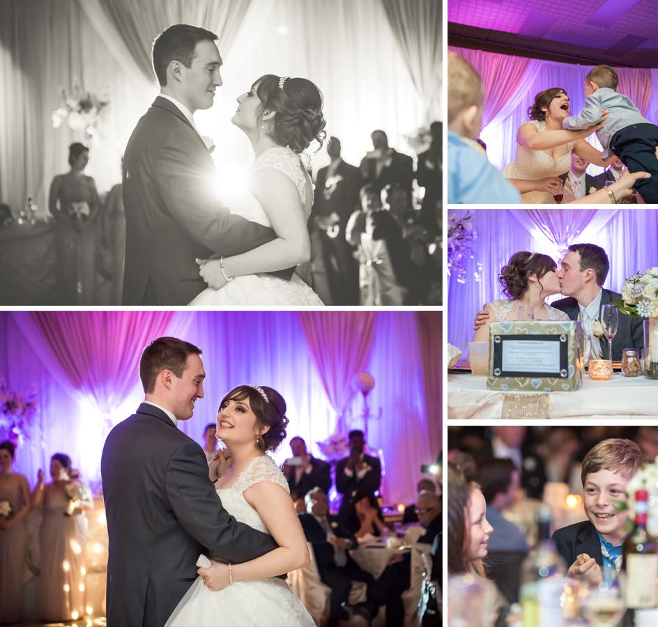Club Lentinas Wedding
