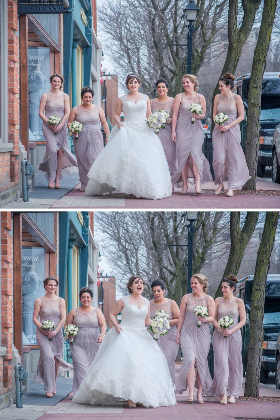 Downtown Chatham Wedding Photography