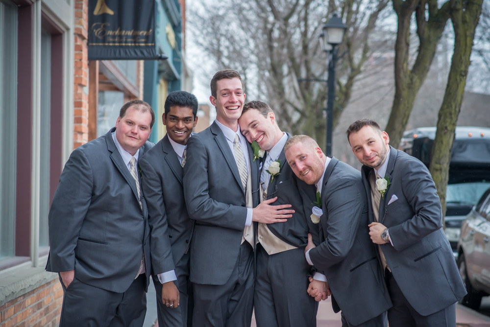 Downtown Chatham wedding Pictures