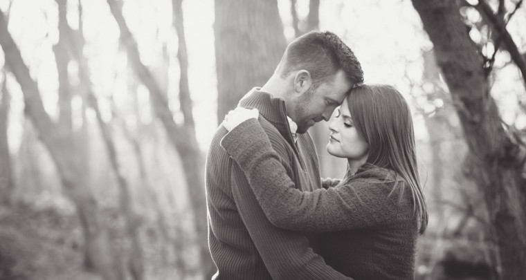 Roger & Kate | Chatham-Kent Engagement Session | Tanya Sinnett Photography