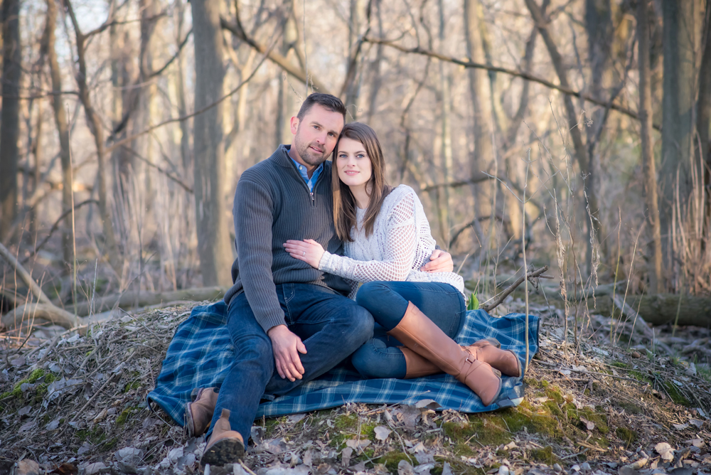 Tanya Sinnett Engagement Photographer