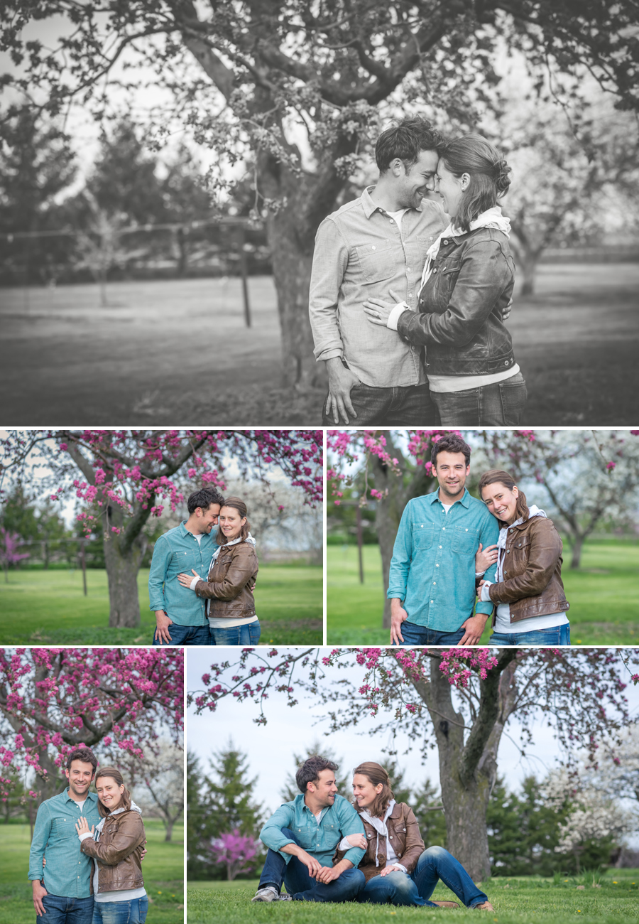Tanya Sinnett Engagement Photography