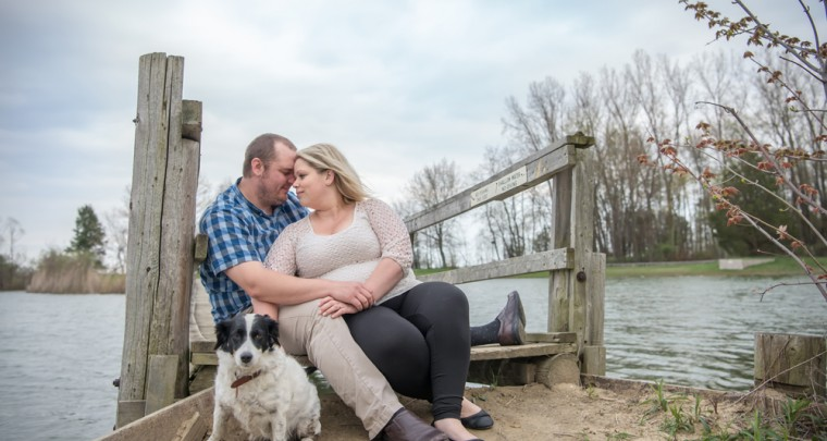 Krag & Casey Chatham-Kent Engagement Photos | Tanya Sinnett Photography
