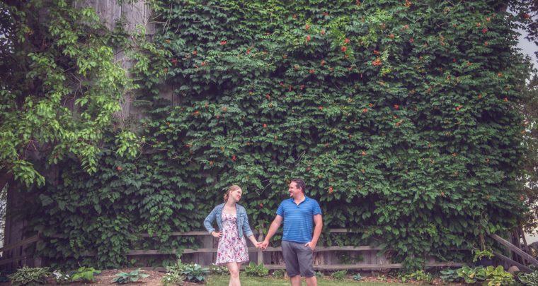 Chris & Sabrina Chatham-Kent Engagement Session | Tanya Sinnett Chatham Ontario Photographer