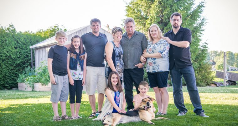 Family Photography Chatham-Kent, Ontario |Tanya Sinnett Photography