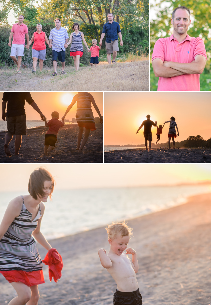 Erieau Family Photography Session