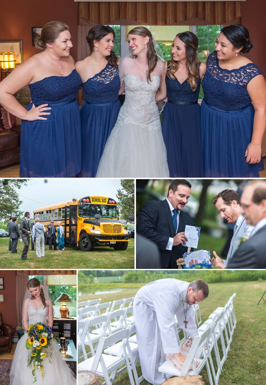 August Wedding Chatham On