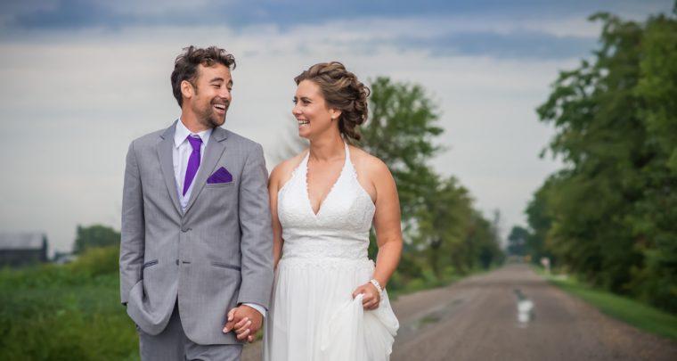 Jacob & Jordan Chatham-Kent Wedding | Tanya Sinnett Photography
