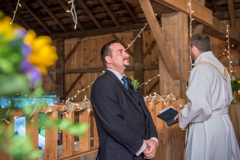 Yott Barn Wedding