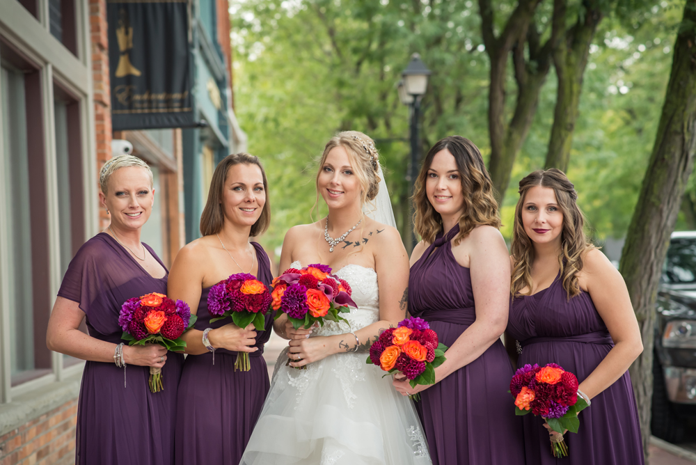 Bridal Party Chatham
