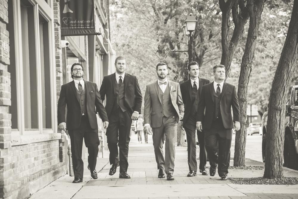 Downtown Chatham Wedding Photos