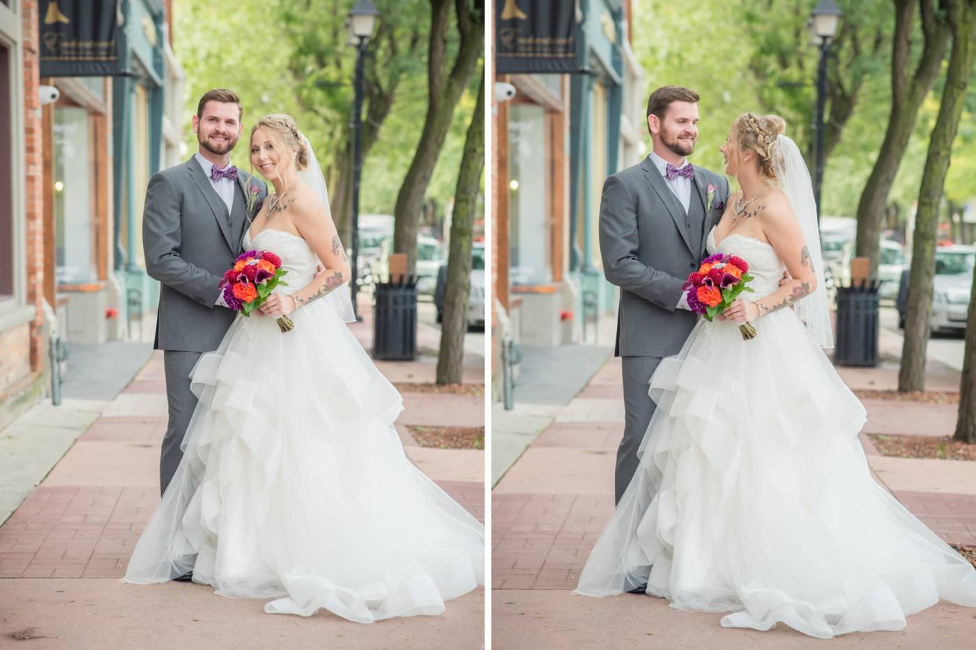 Tanya Sinnett Weddings Photographer