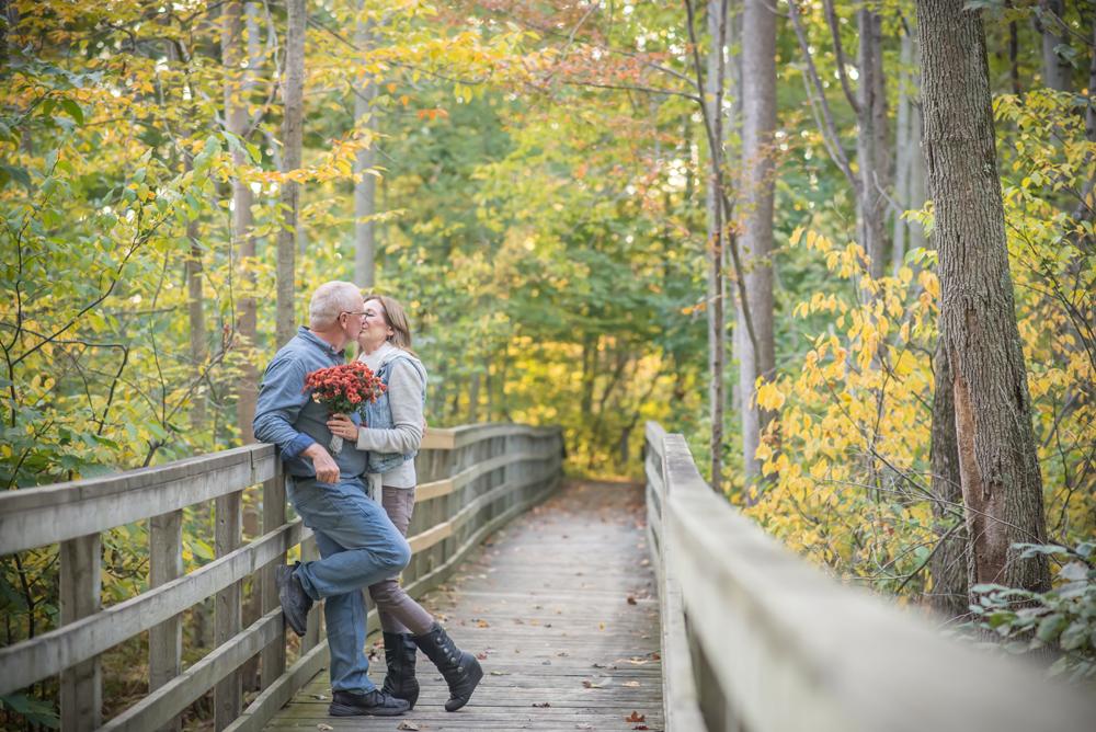 rondeau provincial park Engagement Pictures