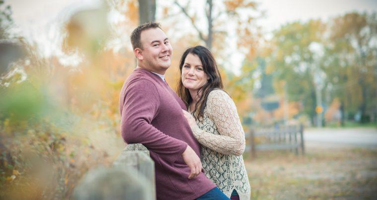 Wade & Suzy Erieau Engagement Session | Tanya Sinnett Chatham-Kent Photographer