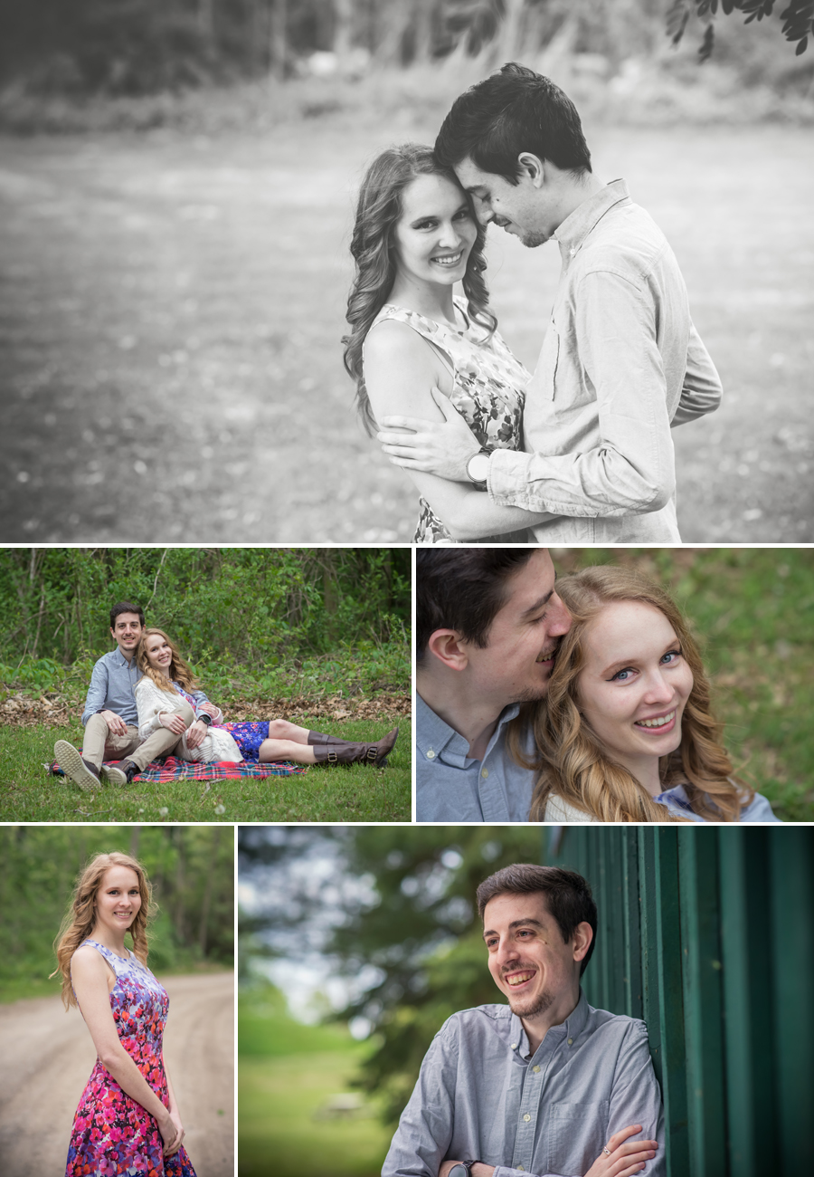 Chatham Engagement Photos