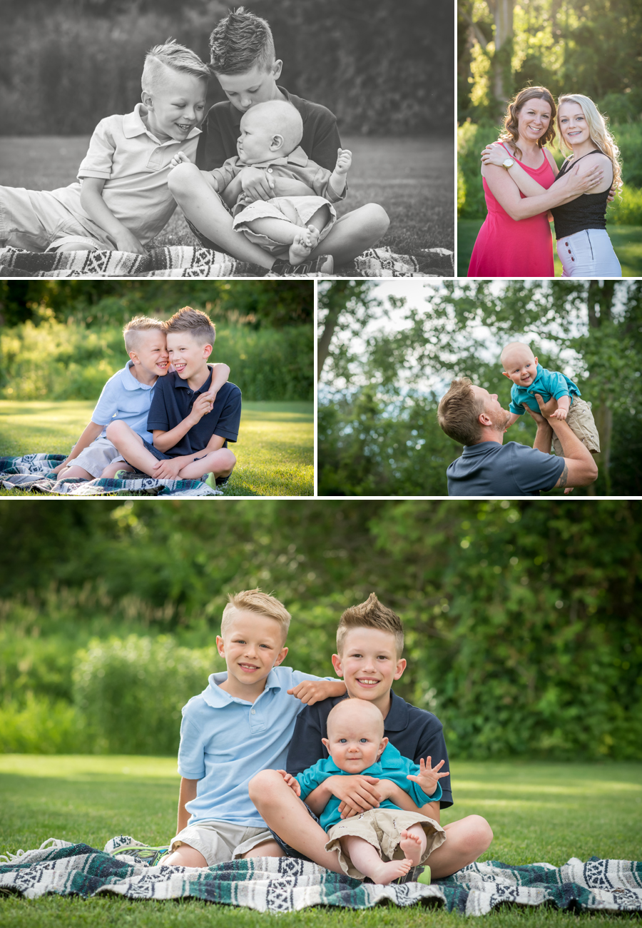 Southern Ontario family Photographer