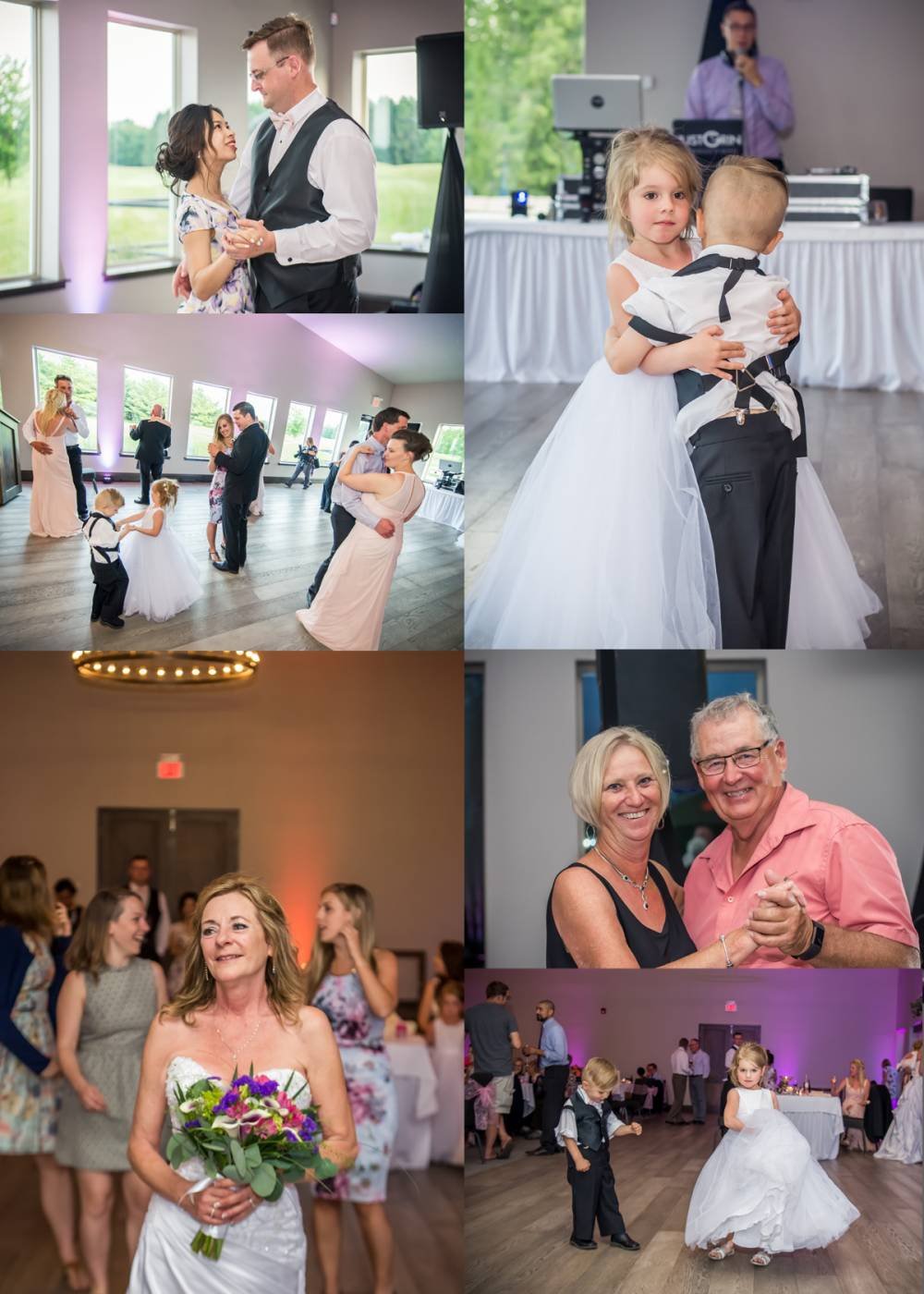 Deer Run Golf Course Wedding Reception