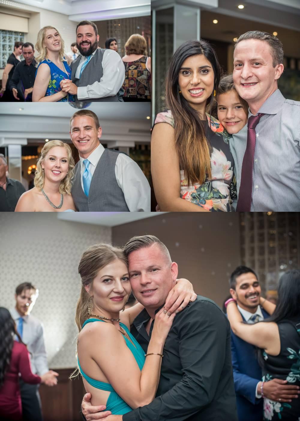 Tanya Sinnett Wedding Photos
