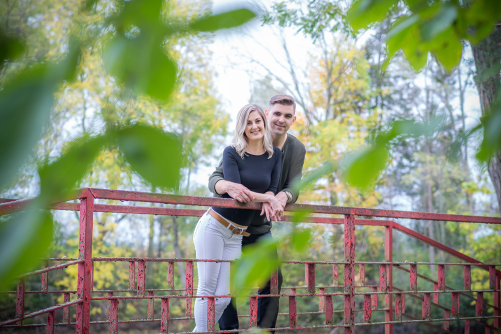 Engagement Photographer Chatham Ontario