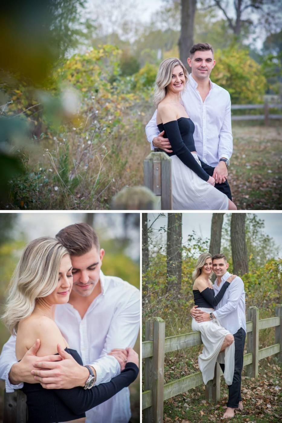 Erieau Ontario Engagement Pictures