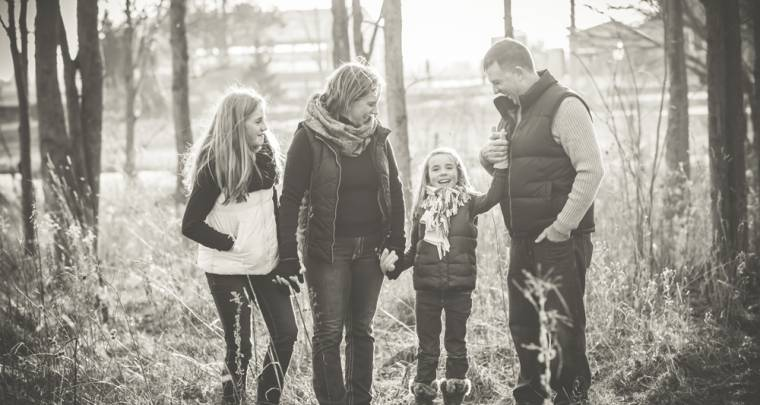 Guy Family Photography Session | Tanya Sinnett Chatham-Kent Photographer