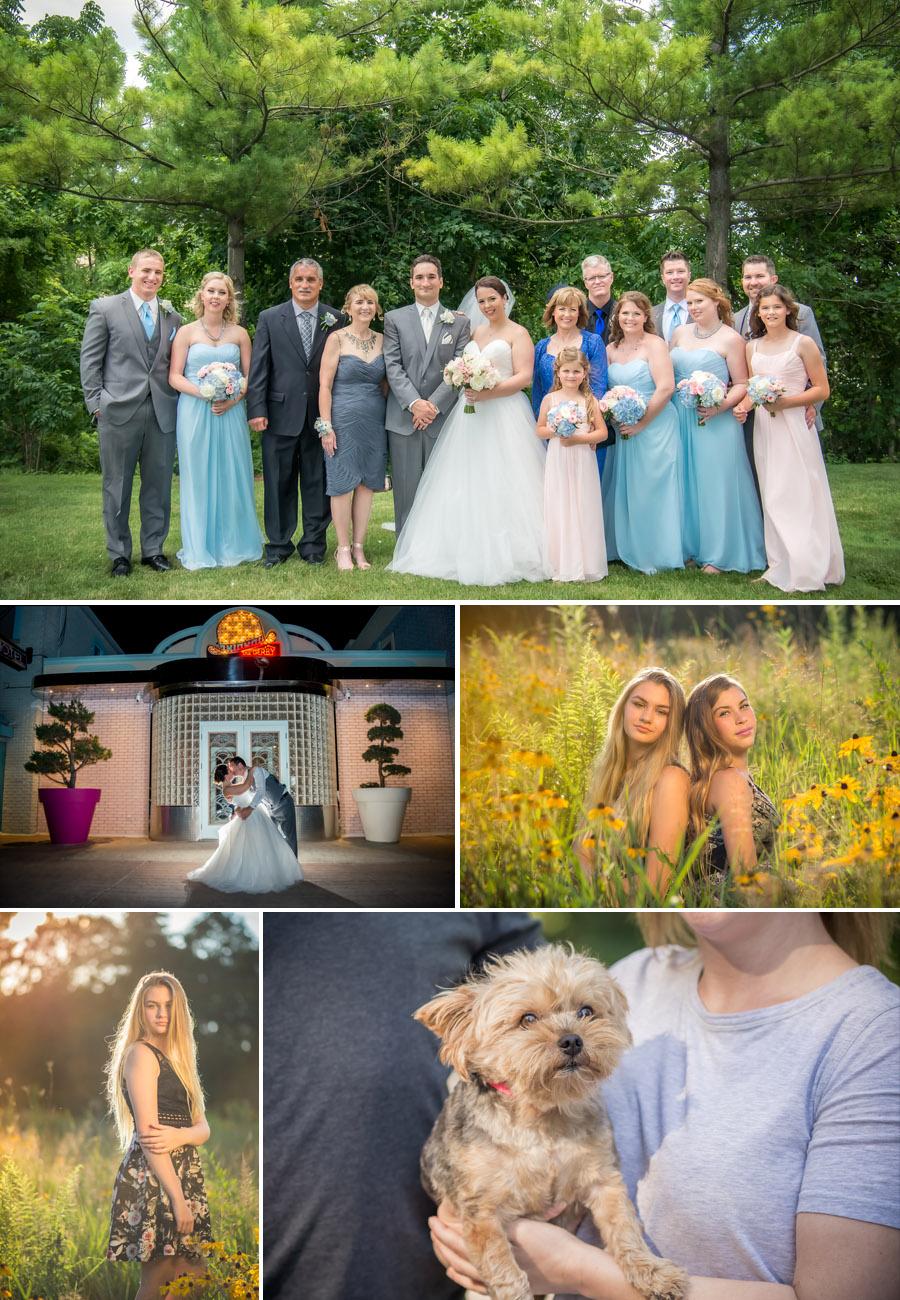 Retro Suites Wedding Pictures