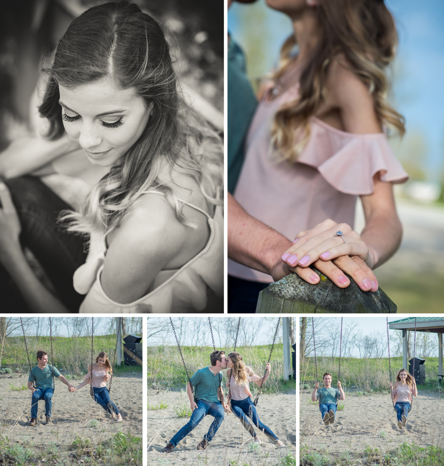 Fun Engagement Photographers Chatham