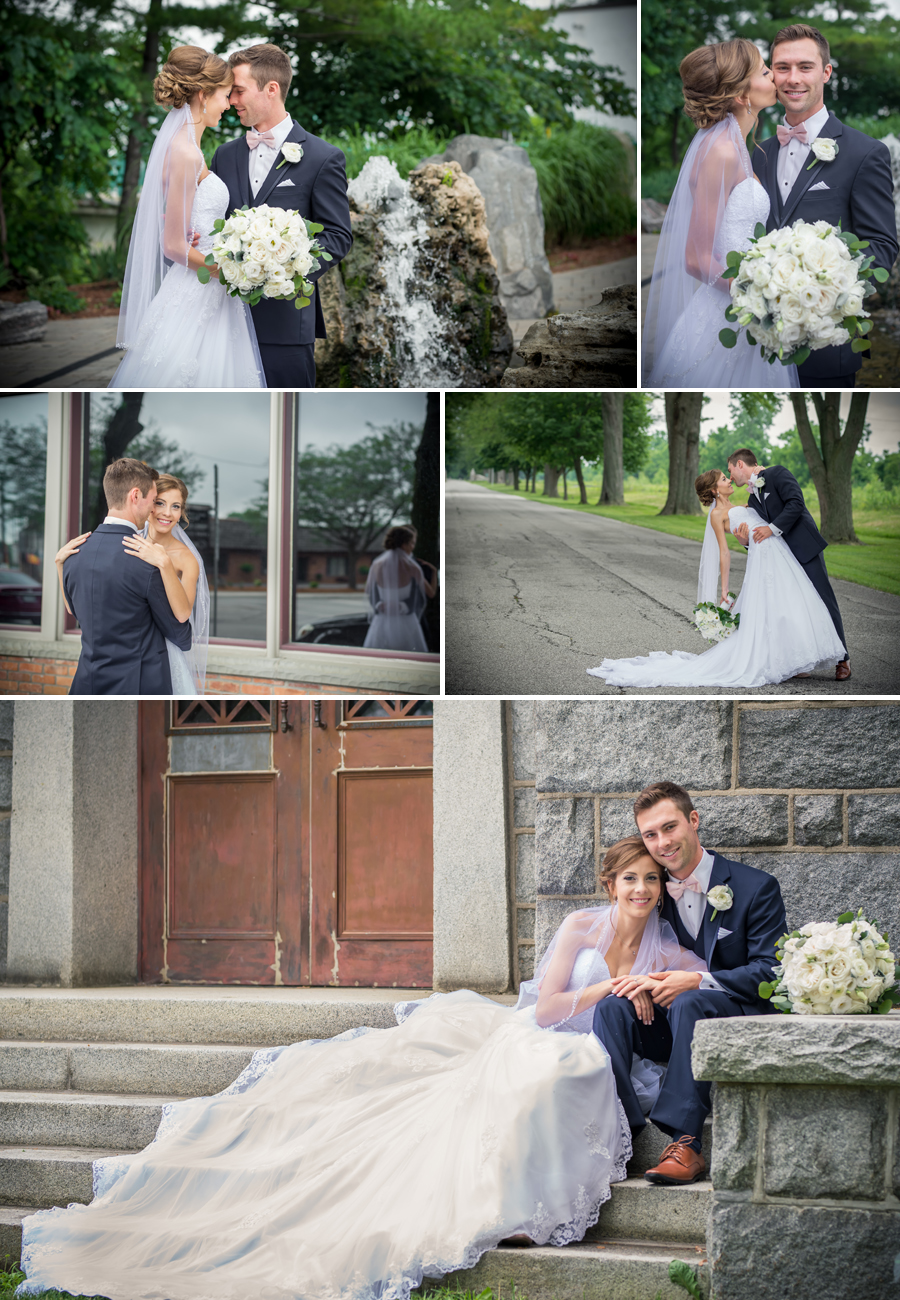 Bride and Groom Photos Chatham ontario 1
