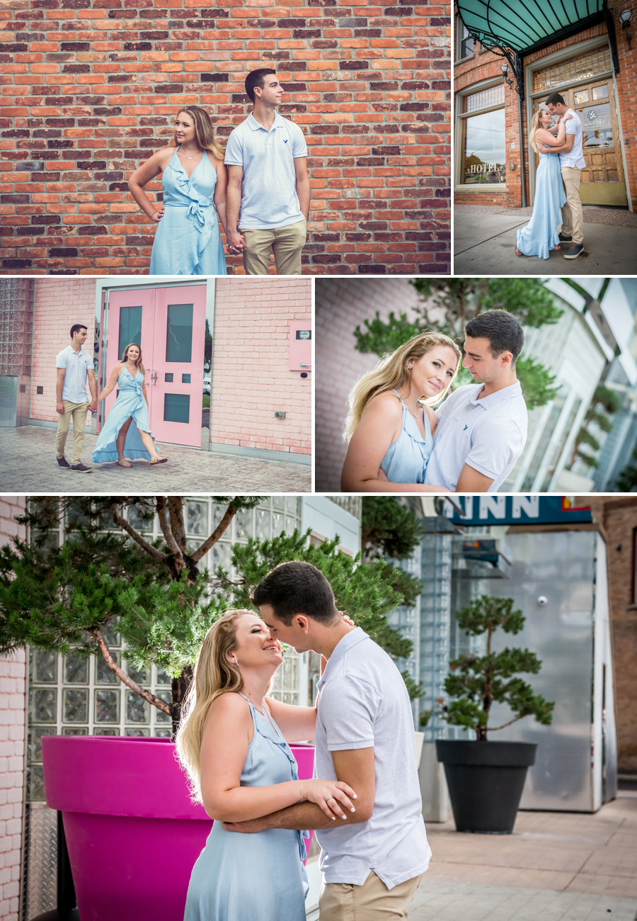 local Engagement Photographer CKONT