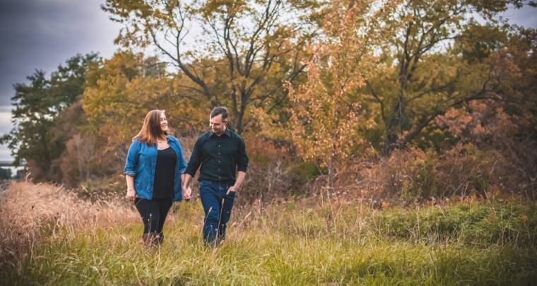 Erik & Rachel Engagement Session | Tanya Sinnett Chatham-Kent Wedding Photographer